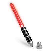 Star Wars Light-Up Lightsaber Pens - Red