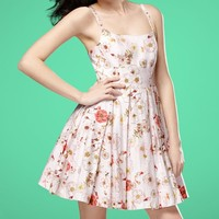BB Dakota Flower Blossom Galilee Dress