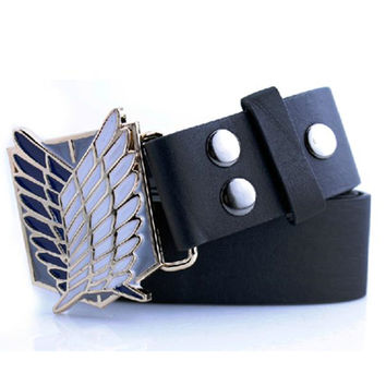 Attack on Titan Wings of Freedom Belt CP153489