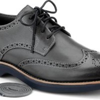 Sperry Top-Sider Gold Cup Bellingham ASV Wingtip Oxford Gray, Size 7.5M  Men's Shoes