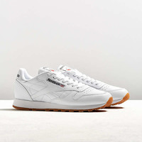Reebok Classic Leather Gum Sole Sneaker | Urban Outfitters