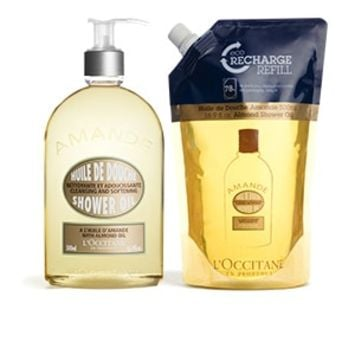 Almond Shower Refill Duo | L'Occitane