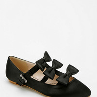 Cooperative Triple-Bow Buckled Flat - Urban Outfitters