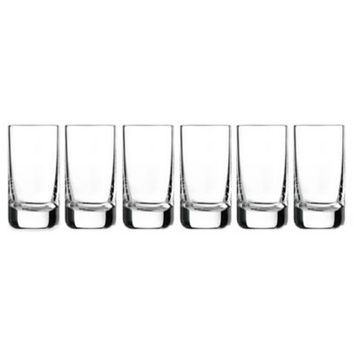 Schott Zwiesel Tritan Convention Shot Glasses (Set of 6)