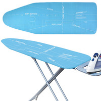 IRONING MAN STEP BY STEP IRONING BOARD COVER
