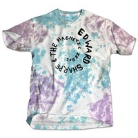 Official Edward Sharpe and the Magnetic Zeros Store | Edward Sharpe - Swirl Logo Tee in Mens and Womens, Tie-Dye