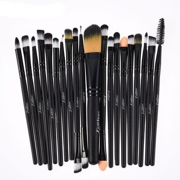 20pcs/set Makeup Brushes Set