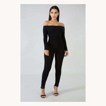 Out For The Night Jumpsuit