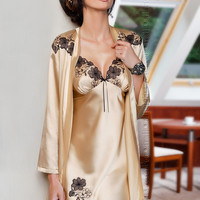 Irall Lingerie Petra Dressing Gown