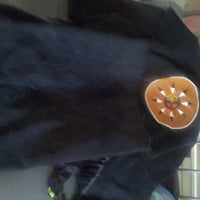 Hand Made Suade Leather coat