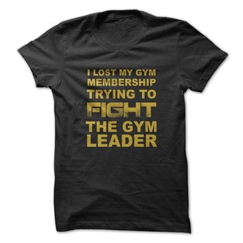 Lost Gym Membership