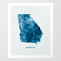 Georgia by monn