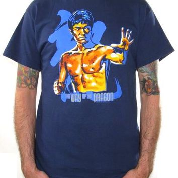 Bruce Lee T-Shirt - The Way Of The Dragon