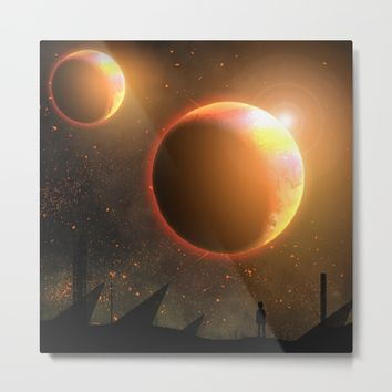 Dreams Metal Print by Moonlit Emporium