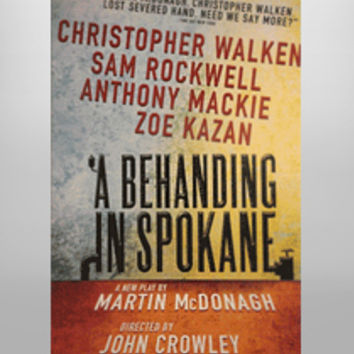 Buy Official A Behanding in Spokane Broadway Souvenir Merchandise at The Broadway Store