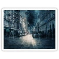 'City Storm' Impression photo by Creative-World