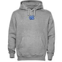 Antigua North Carolina Tar Heels (UNC) Signature Hooded Sweatshirt - Ash
