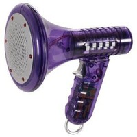 Multi Voice Changer by Toysmith: Change your voice with 10 different voice modifiers - Kids Toy (Colors May Vary)