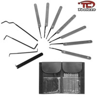 11pc Professional Key Extractor Pick Set