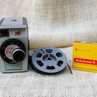 Kodak Brownie 8mm Movie camera f2.7