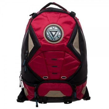 Iron Man Armor Backpack