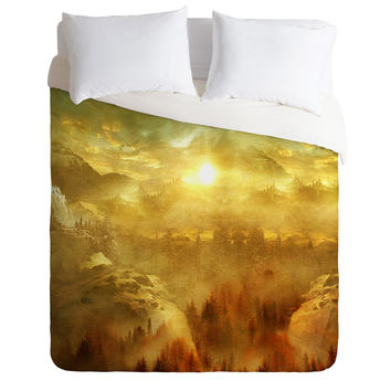 Viviana Gonzalez Wish You Were Here Chapter I Duvet Cover