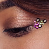RAINBOW Face and Nail Jewels by In Your Dreams