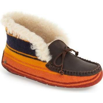 UGG? x Pendleton 'Alena - Grand Canyon' Slipper Bootie (Women) | Nordstrom