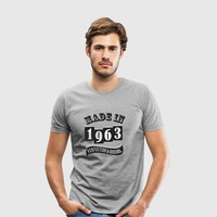 MADE IN 1963 SPECIAL by IM DESIGN CREATIVE | Spreadshirt
