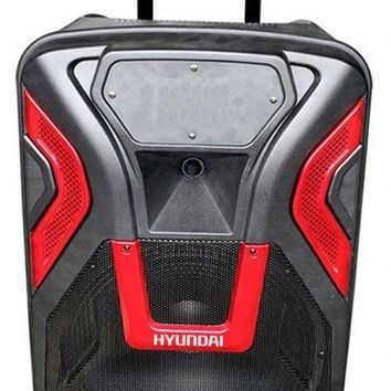 Outdoor Stereo High-power Dance speaker Portable Speaker Trolley Dancing Bluetooth Speaker bluetooth speaker