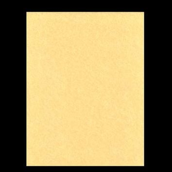 "Light Parchment Paper 25 Pack (8.5"" x 11"")"