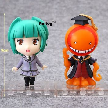 Assassination Classroom Kayano Kaede Korosensei Action Figure