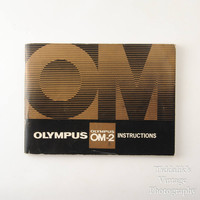 Olympus OM-2 Instuction Manual