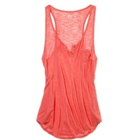 Aerie Pocket Hi-Lo Tank | Aerie for American Eagle