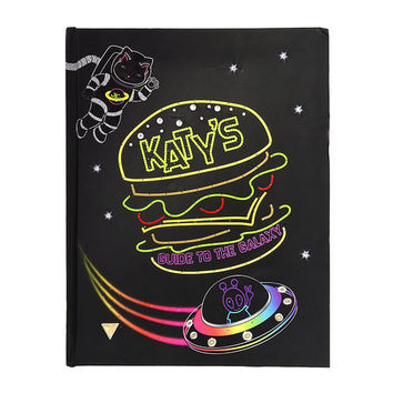 Katy Perry Katy's Guide to the Galaxy Light Up Journal