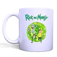 RICK AND MORTY PORTAL Mug