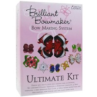 Brilliant Bowmaker Ultimate Bow Making Kit | Shop Hobby Lobby