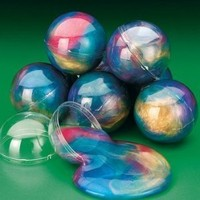 Rainbow Putty Balls (1 Dozen)