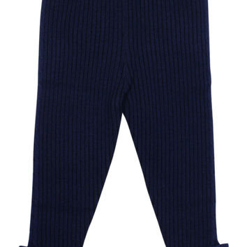 Mayoral Baby Girls' Navy Leggings
