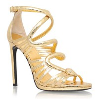Saint Laurent Jane Snake 105 Sandal