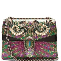 Dionysus embellished brocade shoulder bag | Gucci | MATCHESFASHION.COM US