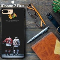 Patrick Kane And Jonathan Toews Players Nhl L2085 iPhone 7 Plus Case