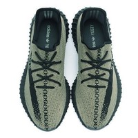 New Arrival Adidas Yeezy Boost V2 Design By Kanye West Color Green Euro Size 36-47