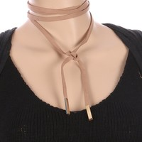 The Wraparound Choker