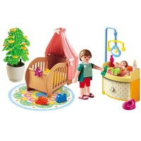 Playmobil® Baby Room Set with Mobile