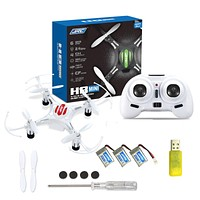Mini Drone Headless Mode Drones 6 Axis Gyro Quadrocopter 2.4GHz 4CH One Key Return RC Helicopter