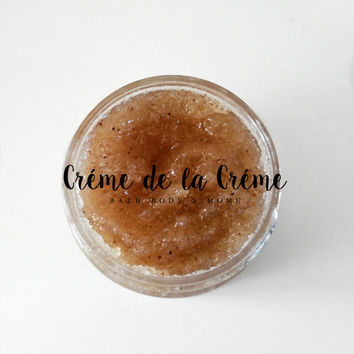 Lip Scrub Organic 2oz. || Pumpkin Spice || Vegan || 100% Natural