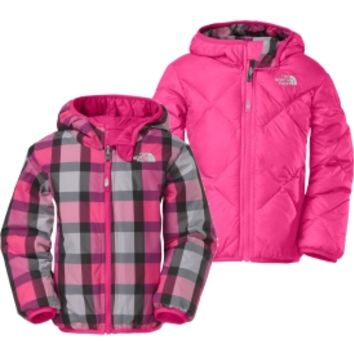 The North Face Toddler Girls' Reversible Moondoggy Down Jacket - Dick's Sporting Goods