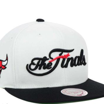 Chicago Bulls 1993 NBA Finals Snapback Hat