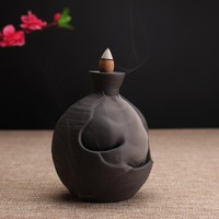Bottle Incense Burner